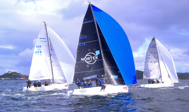 Nortek has long sponsored young sailing athletes to enable them to learn and to compete internationally