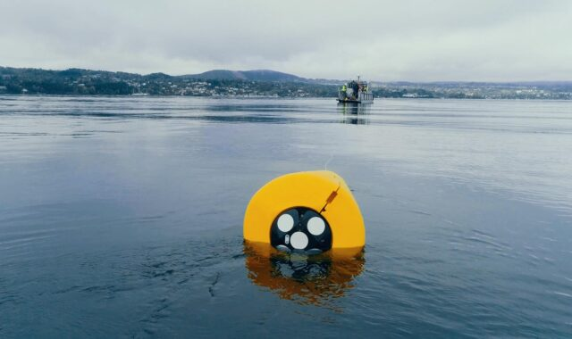Nortek has launched a custom-made subsurface buoy ideal for use with the Signature250 and Signature500 ADCPs.