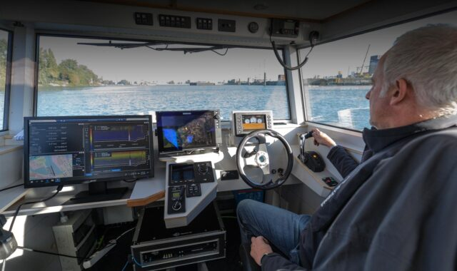 Nortek has been working hard to make the vessel-mounted current measurements and related data processing easier.