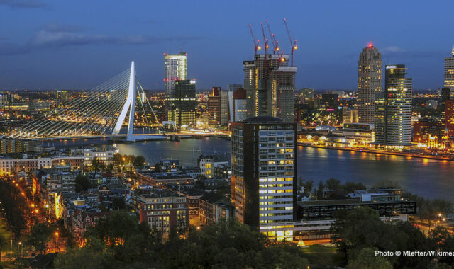 Nortek's Doppler Day will be held at Hotel New York in Rotterdam, Netherlands.