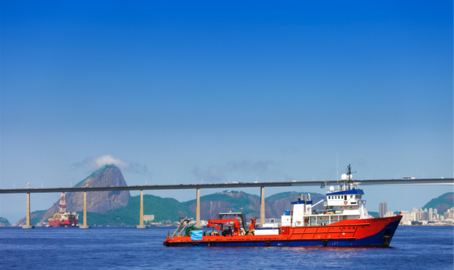 The Signature VM Ocean is suitable for use on larger vessels.