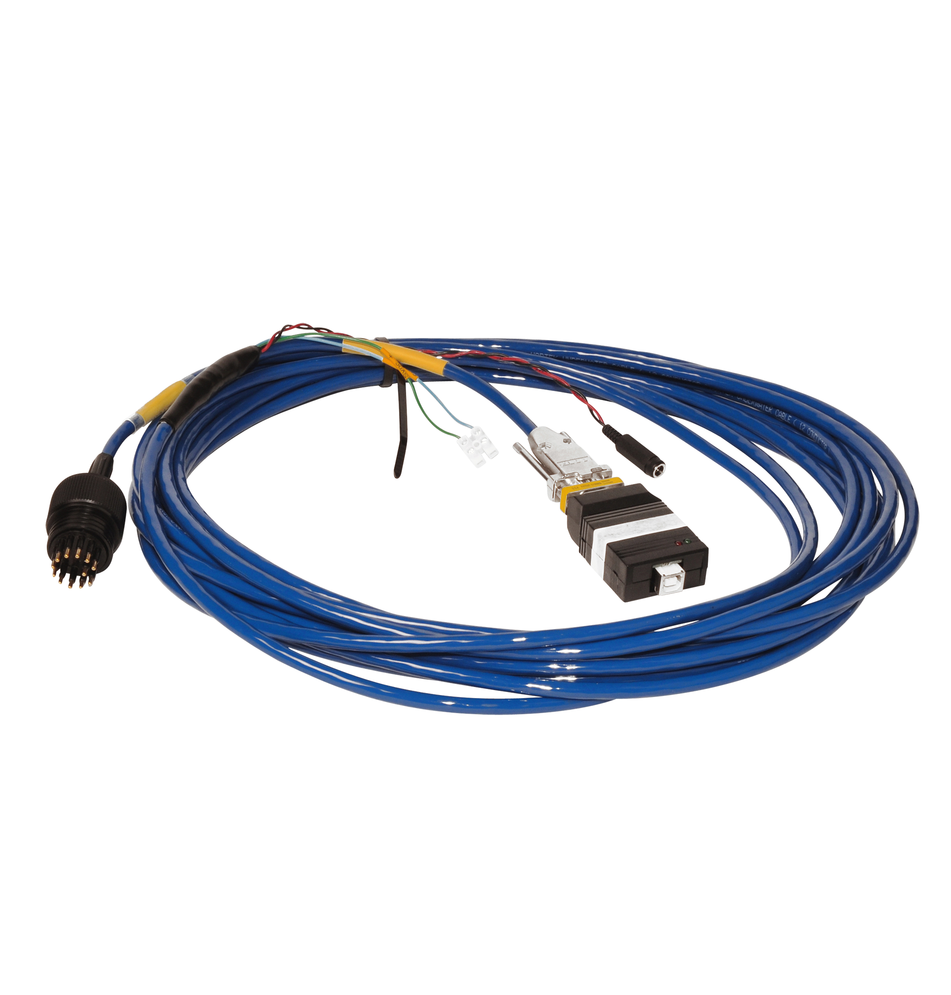 Cable With 12 Pin Underwater Connector Including Rs485 To Nortek Rs 485 Wiring Usb Converter
